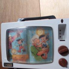 Juguetes antiguos y Juegos de colección - Televisión de juguete FEBER - 151193596