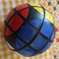 Juguetes antiguos y Juegos de colección: CUBO DE RUBIK ESFERICO AÑOS 80. SIN JUGAR. Lote 151638350