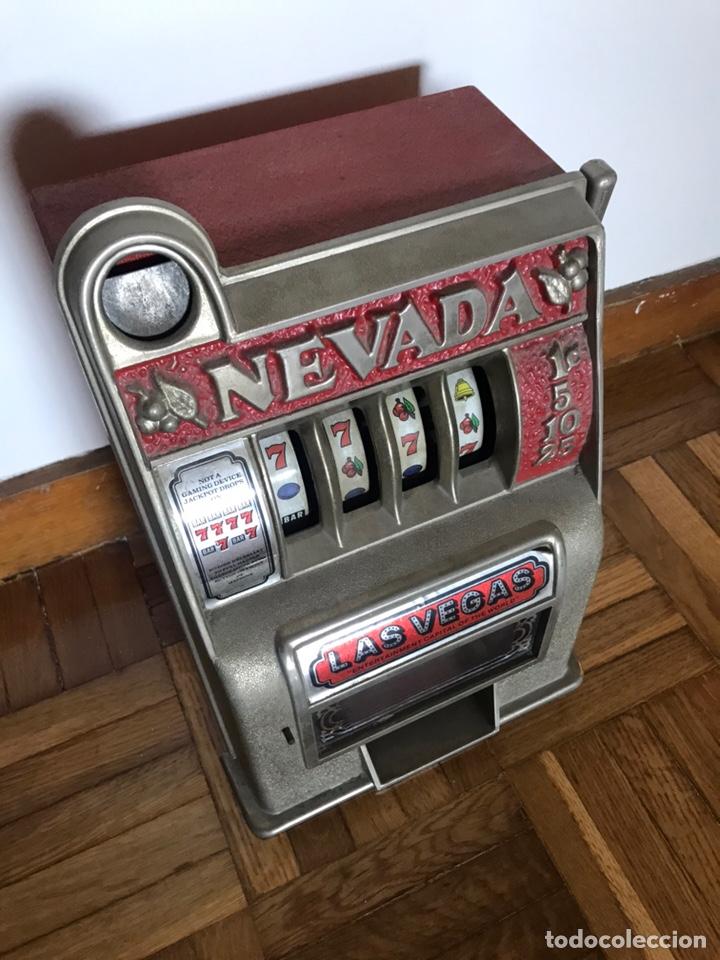 Juguetes antiguos y Juegos de colección: Maquina recreativa traga perras - Foto 3 - 152153737