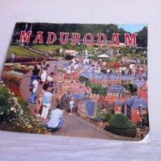 Juguetes antiguos y Juegos de colección: MADURODAM. CIUDAD DE LAS MINIATURAS. Lote 153221897