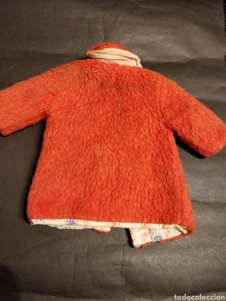 Juguetes antiguos y Juegos de colección: Abrigo de muñeco antiguo - Foto 2 - 153879080