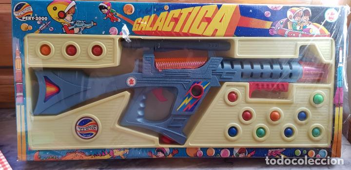 Lanza Pistola De Bolas Galactica Pery rsCtQdh
