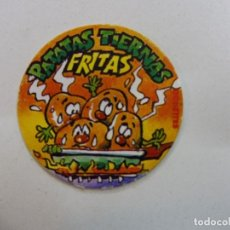 Juguetes antiguos y Juegos de colección: TAZO DONETTES PATATAS TIERNAS FRITAS. Lote 154831242