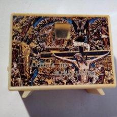 Juguetes antiguos y Juegos de colección: TELEVISIÓN CON DIAPOSITIVAS DE CARTUJA DE MIRAFLORES AÑOS 60. Lote 155378974
