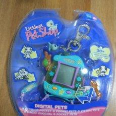 Juguetes antiguos y Juegos de colección: PET SHOP POCKET- DIGITAL PETS- HASCRO. Lote 155704586