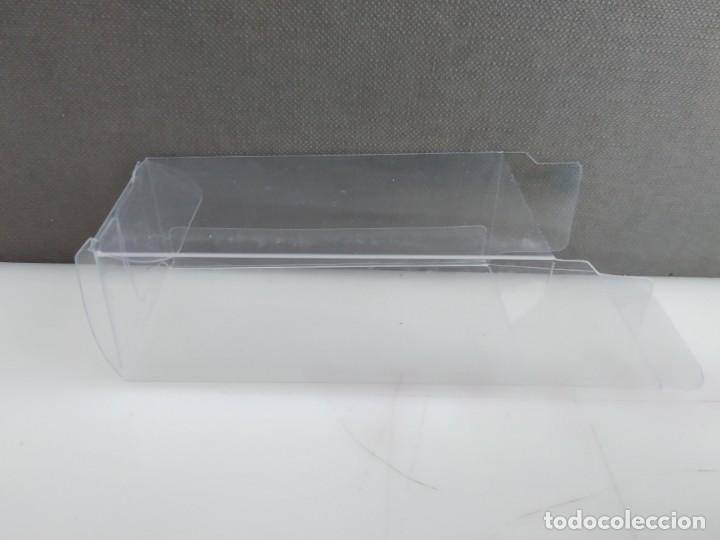 Juguetes antiguos y Juegos de colección: CAJA DE ACETATO O PVC PARA COCHES GUISVAL Y MATCHBOX SOLO CAJA - Foto 3 - 238835125