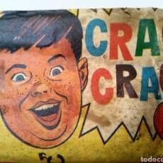 Juguetes antiguos y Juegos de colección: CRAC CRAC. SOBRE SORPRESA. MONTAPLEX. SIN ABRIR. CERRADO.. Lote 156468448
