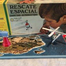 Juguetes antiguos y Juegos de colección: RESCATE ESPACIAL CONGOST ANTIGUO. Lote 157125953