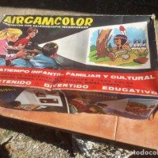Juguetes antiguos y Juegos de colección: PROYECTOR AIRGAMCOLOR. Lote 157256578