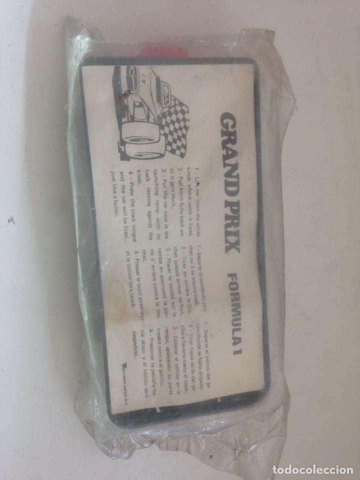 Juguetes antiguos y Juegos de colección: ANTIGUO GRAND PRIX - FÓRMULA UNO - Foto 2 - 159161141