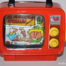 Juguetes antiguos y Juegos de colección - TELEVISION FEBER DE JUGUETE FLAUTISTA DE HAMELIN MUSICAL POCOSAÑOS FEBER - AÑOS 80 - 159966854