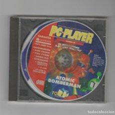 Juguetes antiguos y Juegos de colección: PC-PLAYER-ATOMIC BOMBERMAN. Lote 160251126
