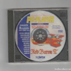 Juguetes antiguos y Juegos de colección: PC-PLAYER-RED BARON II. Lote 160251466