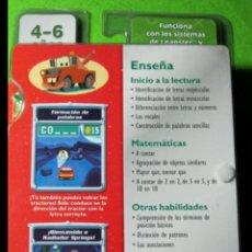Juguetes antiguos y Juegos de colección: CARTUCHO PARA CONSOLA LEAPFROG LEAPSTER. Lote 160437354