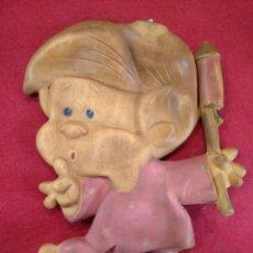 Juguetes antiguos y Juegos de colección: BOLSA DE AGUA CALIENTE DUARRY. FAMILIA TELERÍN. 1965. Lote 161685782