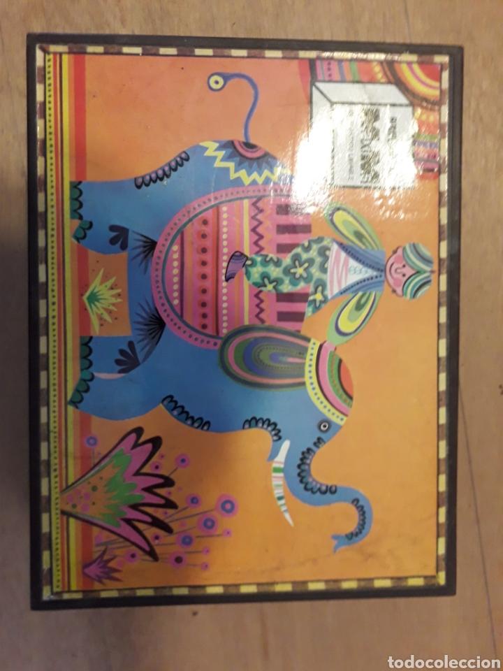 Juguetes antiguos y Juegos de colección: Rompecabezas Maxims cubos lavables 19 cm - Foto 2 - 162445068