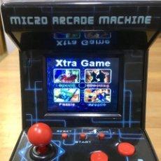 Juguetes antiguos y Juegos de colección: MICRO ARCADE MAQUINA RECREATIVA - 250 JUEGOS - 16 BITS. Lote 162762378