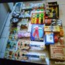 Juguetes antiguos y Juegos de colección: 32 JUGUETES EN BLISTER GEYPERMAN BIG JIM JEEP RICO JECSAN BOYBIS MOVILS BABY MOCOSETE MOLTÓ PILEN.. Lote 164925758