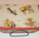 Juguetes antiguos y Juegos de colección: MALETA - FELIX THE CAT - SUITCASE - 1940. Lote 164628898