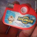 Juguetes antiguos y Juegos de colección: VISOR DIGIMON AÑO 2000,CON 12 IMÁGENES.. Lote 164657710