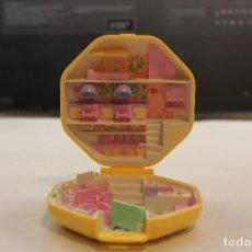 Juguetes antiguos y Juegos de colección: POLLY POCKET PELUQUERÍA, BLUEBIRD, 1990. Lote 165319846