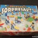 Juguetes antiguos y Juegos de colección: 100 CAJAS SORPRESA KIOSCO VACÍAS ( LEER DESCRIPCIÓN ). Lote 165364590