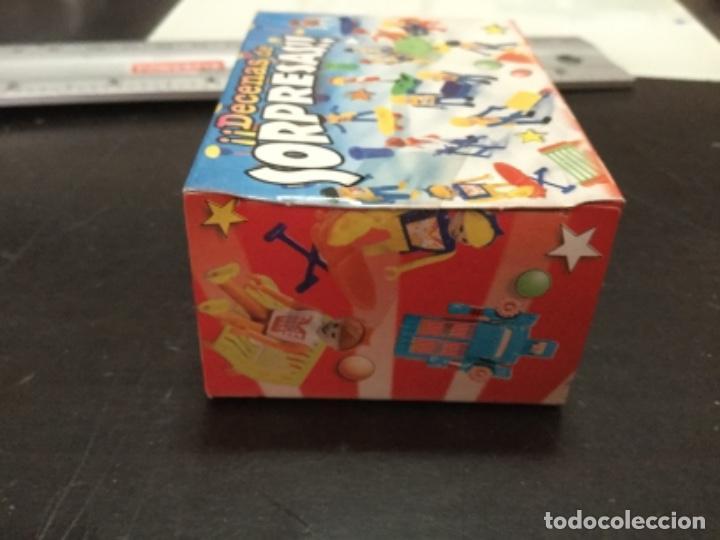 Juguetes antiguos y Juegos de colección: 100 Cajas sorpresa kiosco vacías ( leer descripción ) - Foto 3 - 165364590