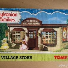 Juguetes antiguos y Juegos de colección: SYLVANIAN FAMILIES VILLAGE STORE(1985). Lote 172232420