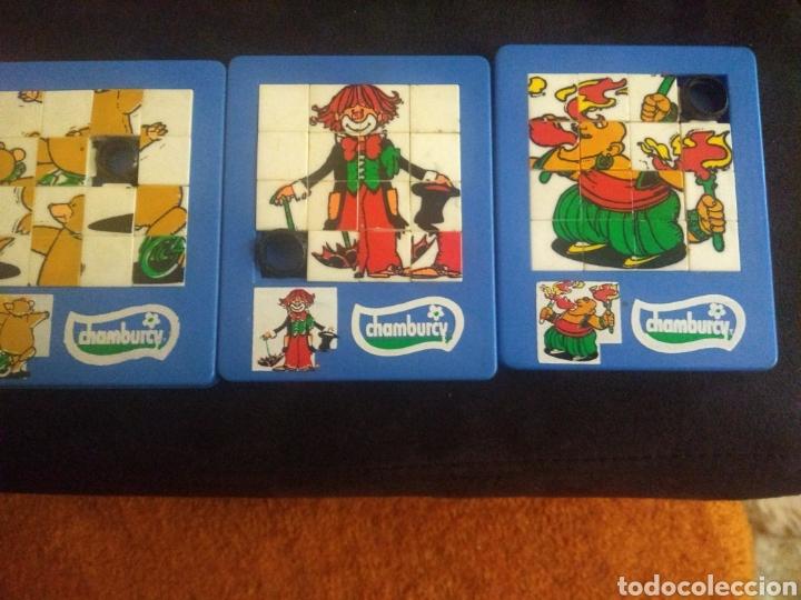 LOTE DE PUZZLES ROMPECABEZAS (Juguetes - Varios)