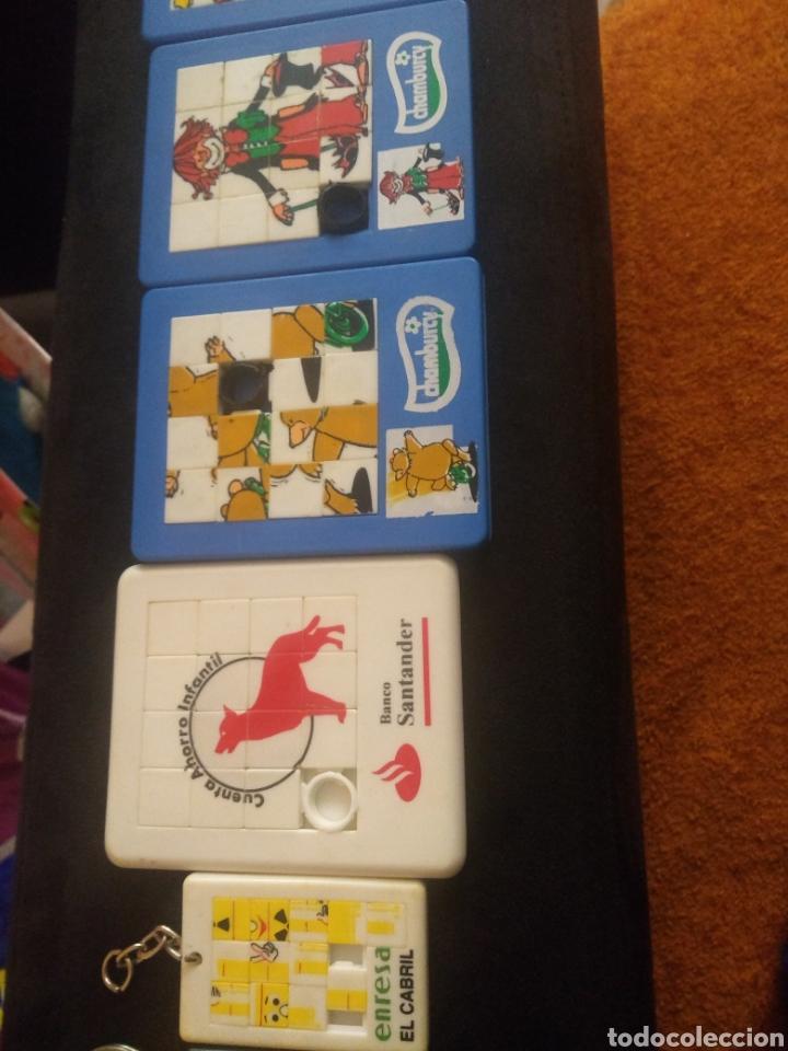 Juguetes antiguos y Juegos de colección: Lote de puzzles rompecabezas - Foto 5 - 166055792