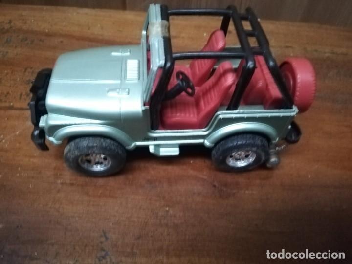 Juguetes antiguos y Juegos de colección: Coche jeep - Foto 2 - 166208706
