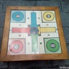 Juguetes antiguos y Juegos de colección: JUEGO DE PARCHÍS Y OCA INFASOL. Lote 166262034