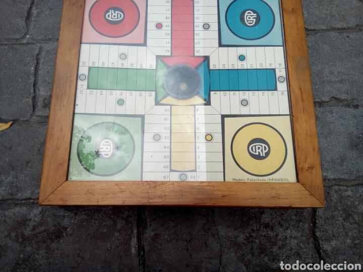 Juguetes antiguos y Juegos de colección: JUEGO DE PARCHÍS Y OCA INFASOL - Foto 2 - 166262034