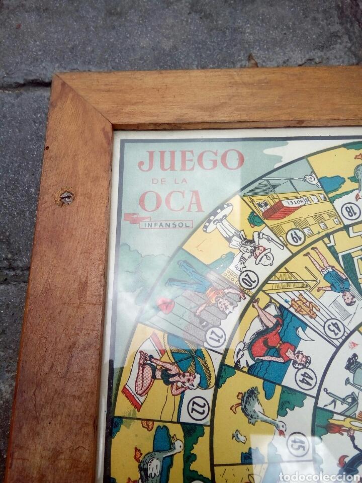 Juguetes antiguos y Juegos de colección: JUEGO DE PARCHÍS Y OCA INFASOL - Foto 7 - 166262034