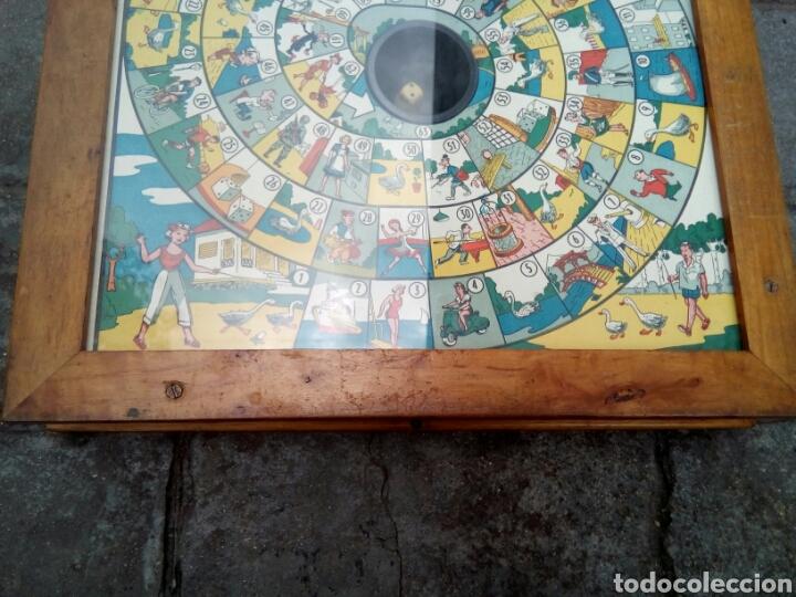 Juguetes antiguos y Juegos de colección: JUEGO DE PARCHÍS Y OCA INFASOL - Foto 8 - 166262034