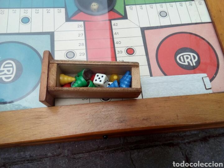 Juguetes antiguos y Juegos de colección: JUEGO DE PARCHÍS Y OCA INFASOL - Foto 10 - 166262034