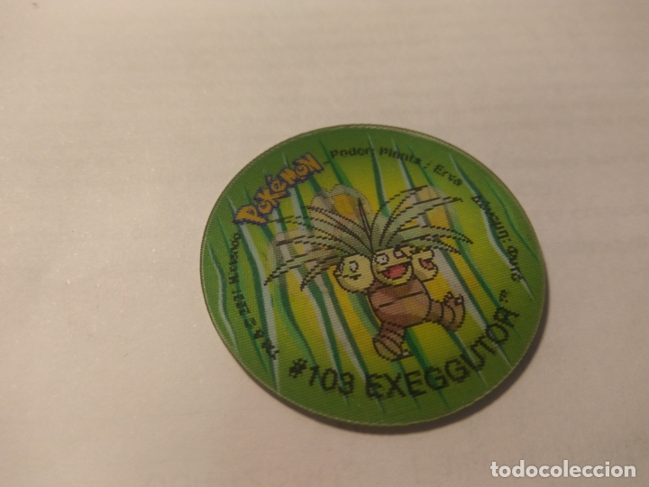 TAZO MATUTANO TASTY -- POKEMON TAZO 2 -- Nº 102 103 HOLOGRAFICO (Juguetes - Varios)