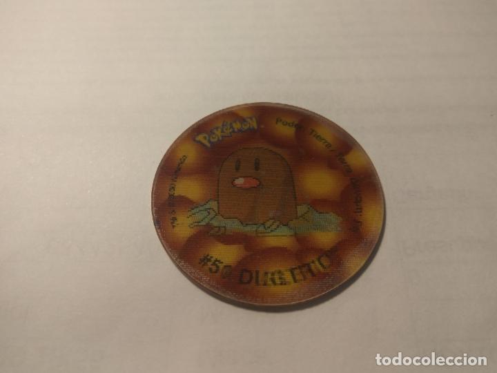 TAZO MATUTANO TASTY -- POKEMON TAZO 2 -- Nº 50 51 HOLOGRAFICO (Juguetes - Varios)