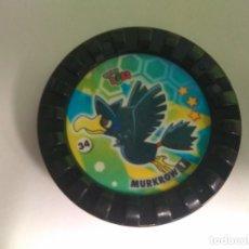 Juguetes antiguos y Juegos de colección: TAZO ROKS -- POKEMON ROKS -- Nº 34. Lote 167053352