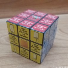 Juguetes antiguos y Juegos de colección: CUBO DE RUBIK DEDICADO AL RECICLAJE. JUNTA DE ANDALUCÍA. 2008. NUEVO. SIN USO. Lote 167605700