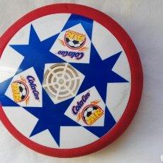 Juguetes antiguos y Juegos de colección: COLA CAO AIR FOOTBALL FUNCIONANDO. Lote 167973248