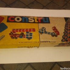 Juguetes antiguos y Juegos de colección: CONSTRUCCIONES - CONSTRU. Lote 168046418