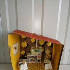 Juguetes antiguos y Juegos de colección: ANTIGUA CASA FAMILIA LISSI REF. 70. Lote 168104661