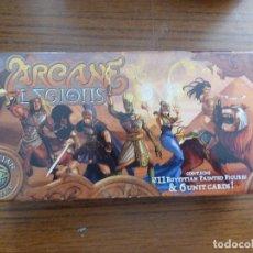 Juguetes antiguos y Juegos de colección: ARCADE LEGIONS - WELLS - THE COLLECTABLE MASS ACTION MINIATURES GAME. Lote 168219396