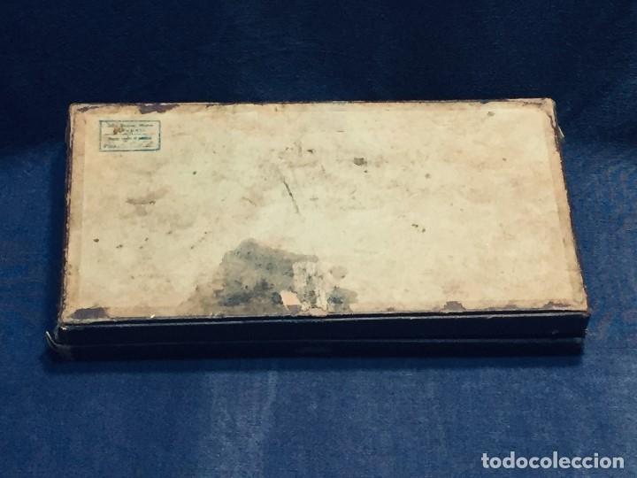Juguetes antiguos y Juegos de colección: IMPRENTA INFANTIL IMPRENTILLA ROTULADORA IRIS VER FOTOS PPIO S XX 3,5X13,5X25,5CMS - Foto 35 - 169045728