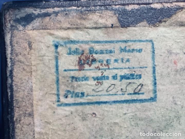 Juguetes antiguos y Juegos de colección: IMPRENTA INFANTIL IMPRENTILLA ROTULADORA IRIS VER FOTOS PPIO S XX 3,5X13,5X25,5CMS - Foto 36 - 169045728