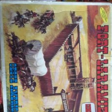 Juguetes antiguos y Juegos de colección: FORT LARAMIE COMANSI. Lote 169093293