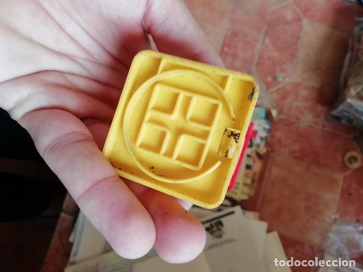 Juguetes antiguos y Juegos de colección: ANtiguo juguete juego mis casitas plastico en miniatura. - Foto 3 - 169328728