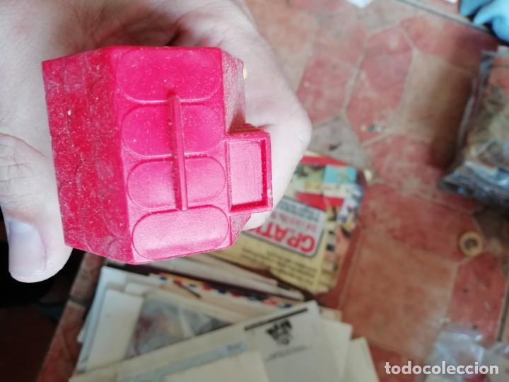 Juguetes antiguos y Juegos de colección: ANtiguo juguete juego mis casitas plastico en miniatura. - Foto 5 - 169328728