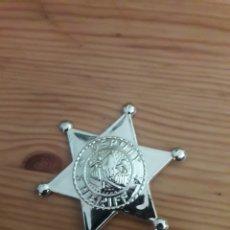 Juguetes antiguos y Juegos de colección: ESTRELLA SHERIFF JUGUETE. Lote 169580528